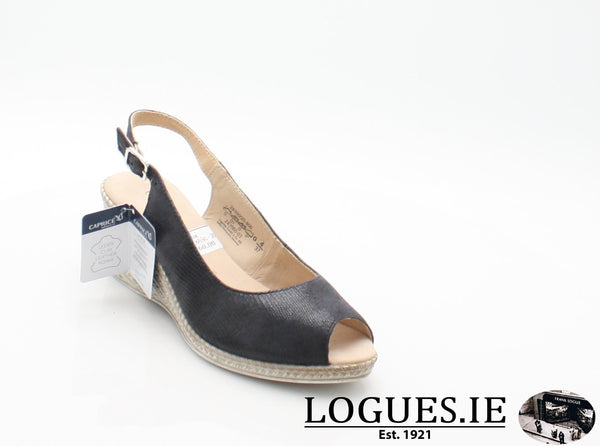 28350 CAPRICE SS18LadiesLogues ShoesOCEAN 806 / 37 = 4 UK