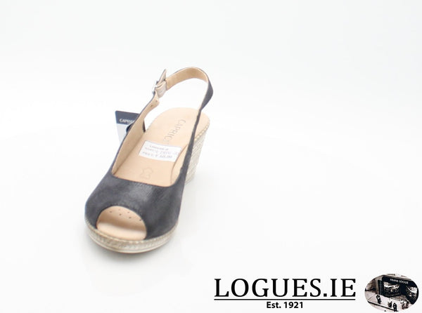 28350 CAPRICE SS18LadiesLogues ShoesOCEAN 806 / 38 = 5UK