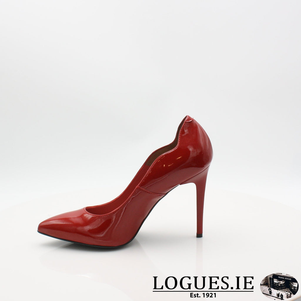 3059 SALA SS19LadiesLogues ShoesRED / 38 = 5UK