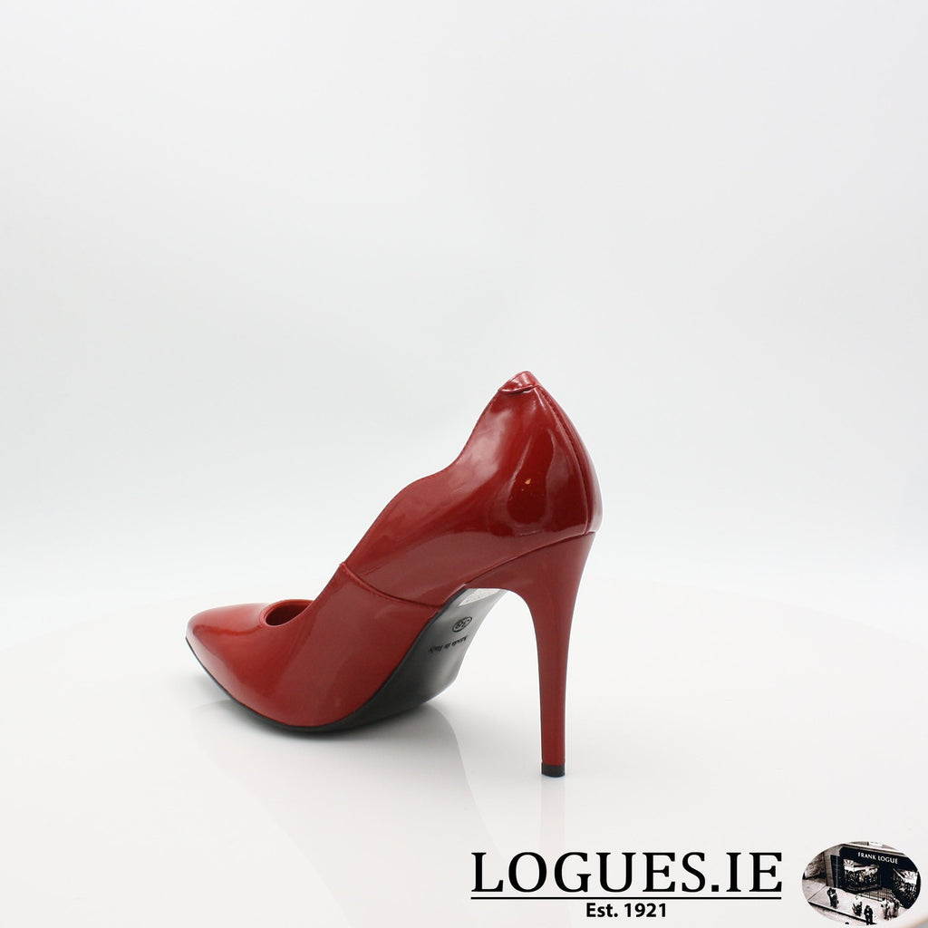 3059 SALA SS19LadiesLogues ShoesRED / 39 = 6 UK