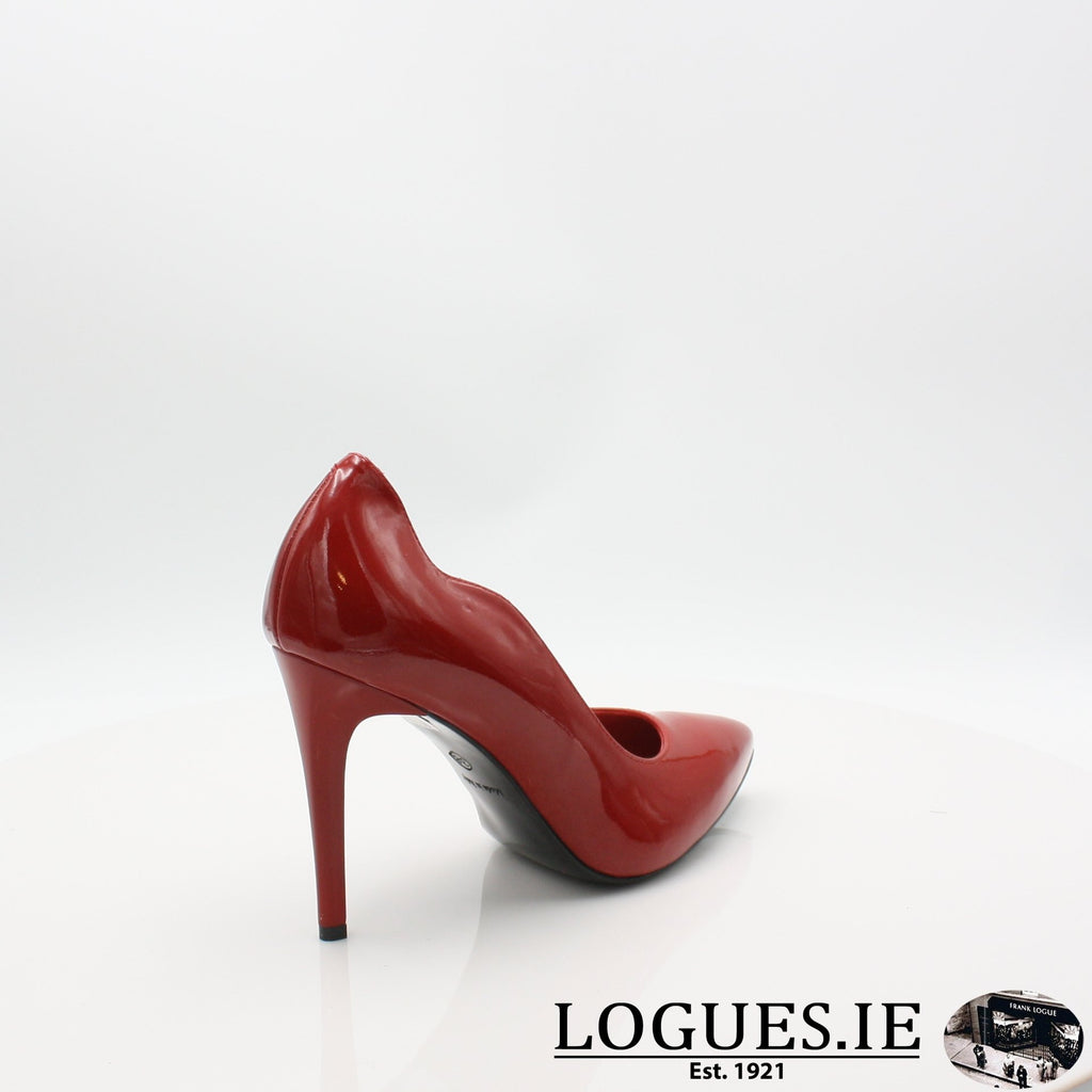 3059 SALA SS19LadiesLogues ShoesRED / 41 = 7/8 UK
