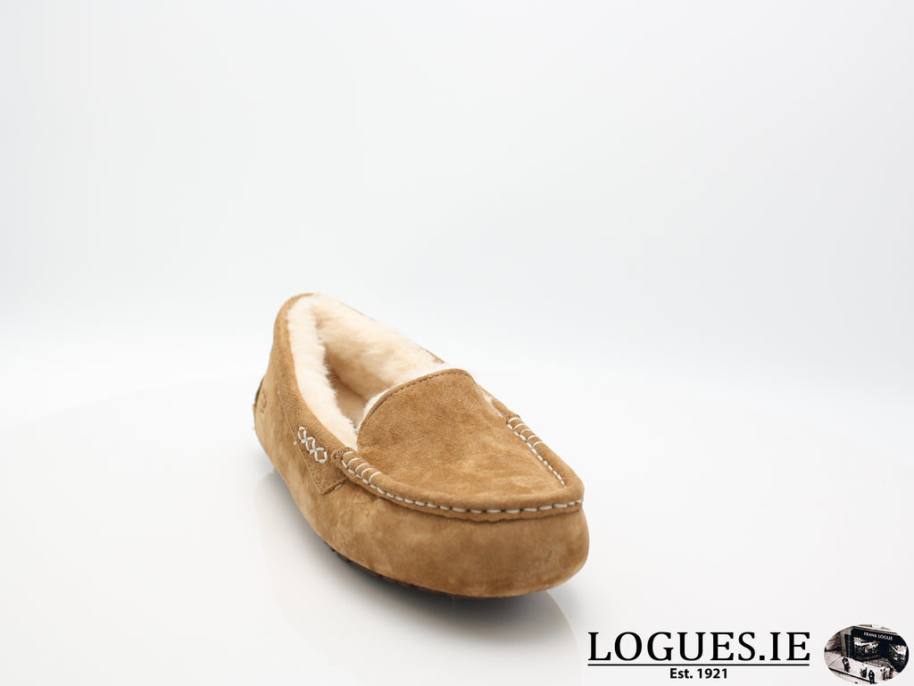 UGGS ANSLEY 3312-Ladies-UGGS FOOTWEAR-CHESNUT-37EU =4 IRL== 4.5 UK 6US-Logues Shoes
