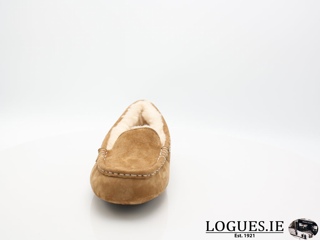 UGGS ANSLEY 3312-Ladies-UGGS FOOTWEAR-CHESNUT-38EU =5 IRL==5.5UK 7US-Logues Shoes