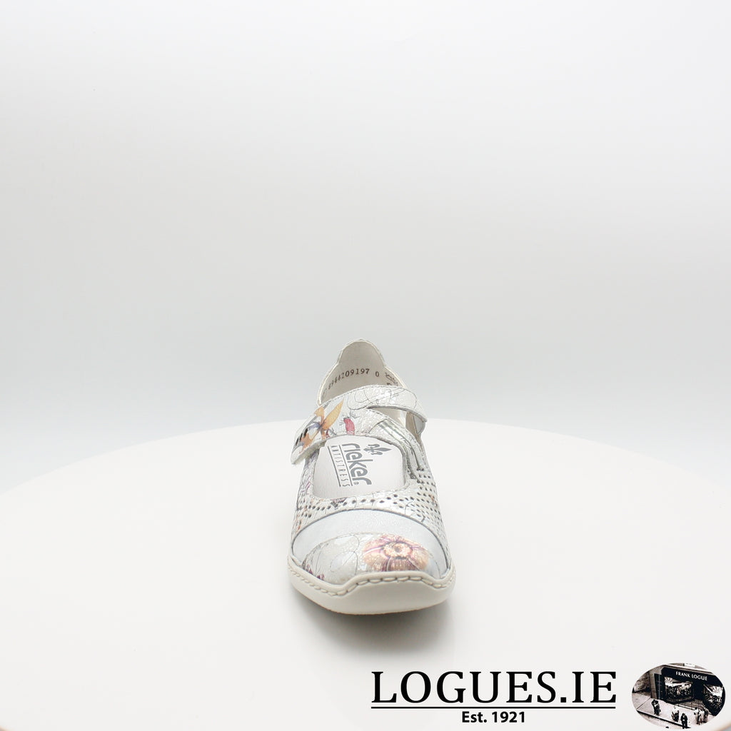 41346 Rieker 20, Ladies, RIEKIER SHOES, Logues Shoes - Logues Shoes.ie Since 1921, Galway City, Ireland.