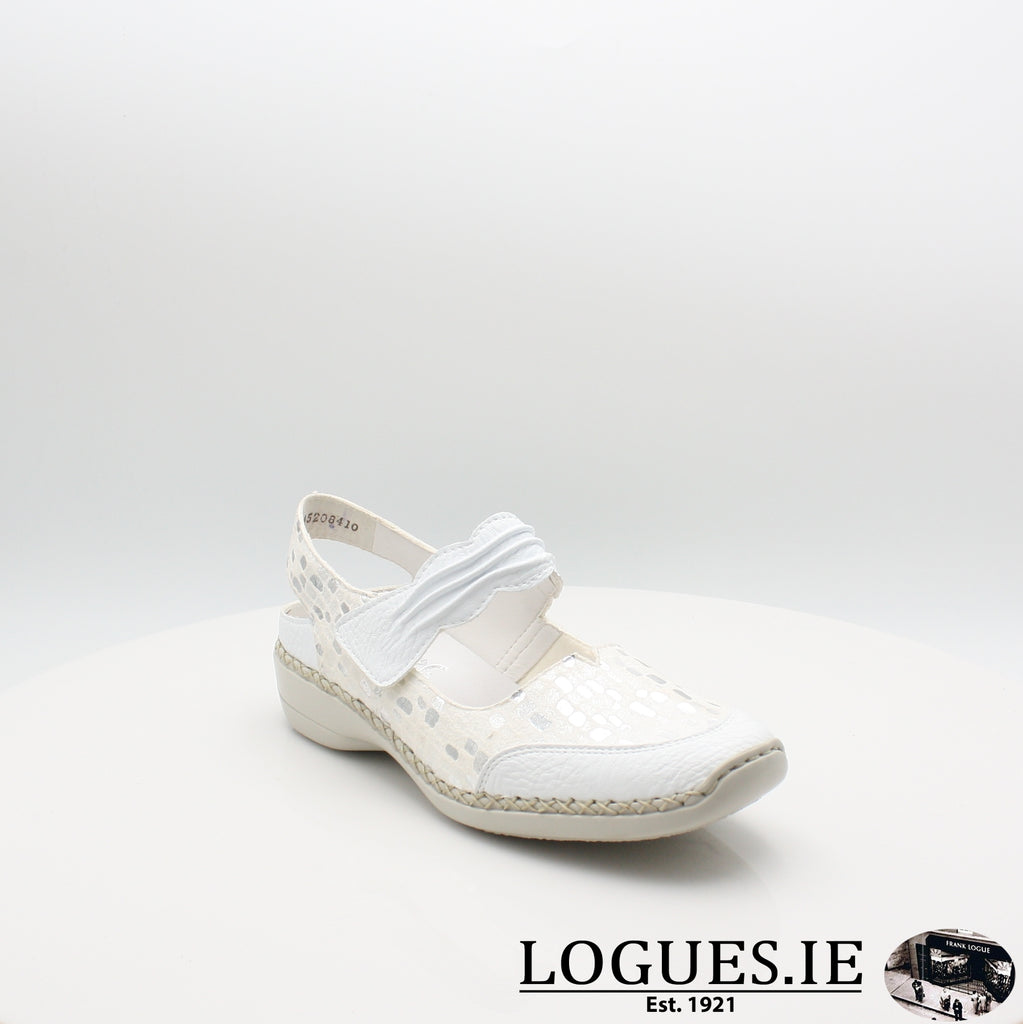 41379 Rieker 20, Ladies, RIEKIER SHOES, Logues Shoes - Logues Shoes.ie Since 1921, Galway City, Ireland.