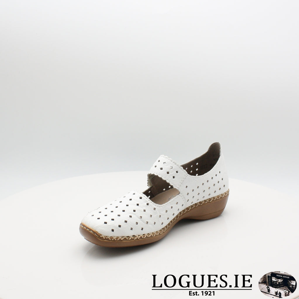 413J3 Rieker 20, Ladies, RIEKIER SHOES, Logues Shoes - Logues Shoes.ie Since 1921, Galway City, Ireland.