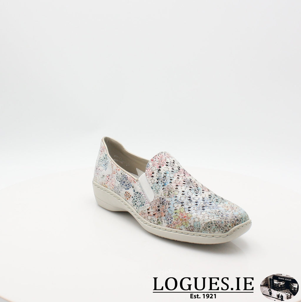 413Q6 19 RIEKER, Ladies, RIEKIER SHOES, Logues Shoes - Logues Shoes.ie Since 1921, Galway City, Ireland.