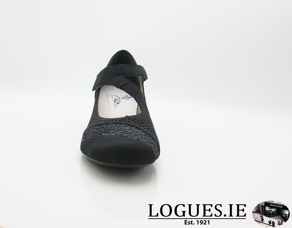41743 RIEKER 19, Ladies, RIEKIER SHOES, Logues Shoes - Logues Shoes.ie Since 1921, Galway City, Ireland.