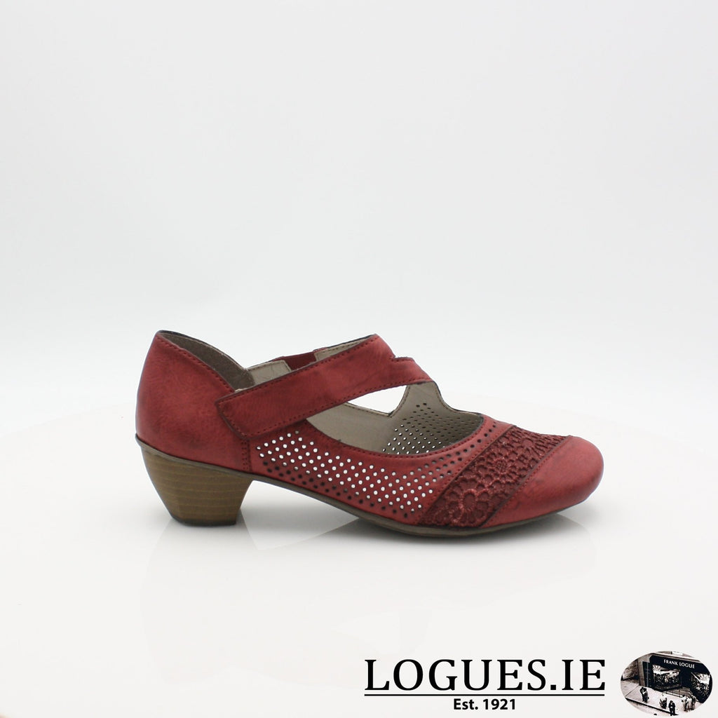 41743 RIEKER 19LadiesLogues Shoes