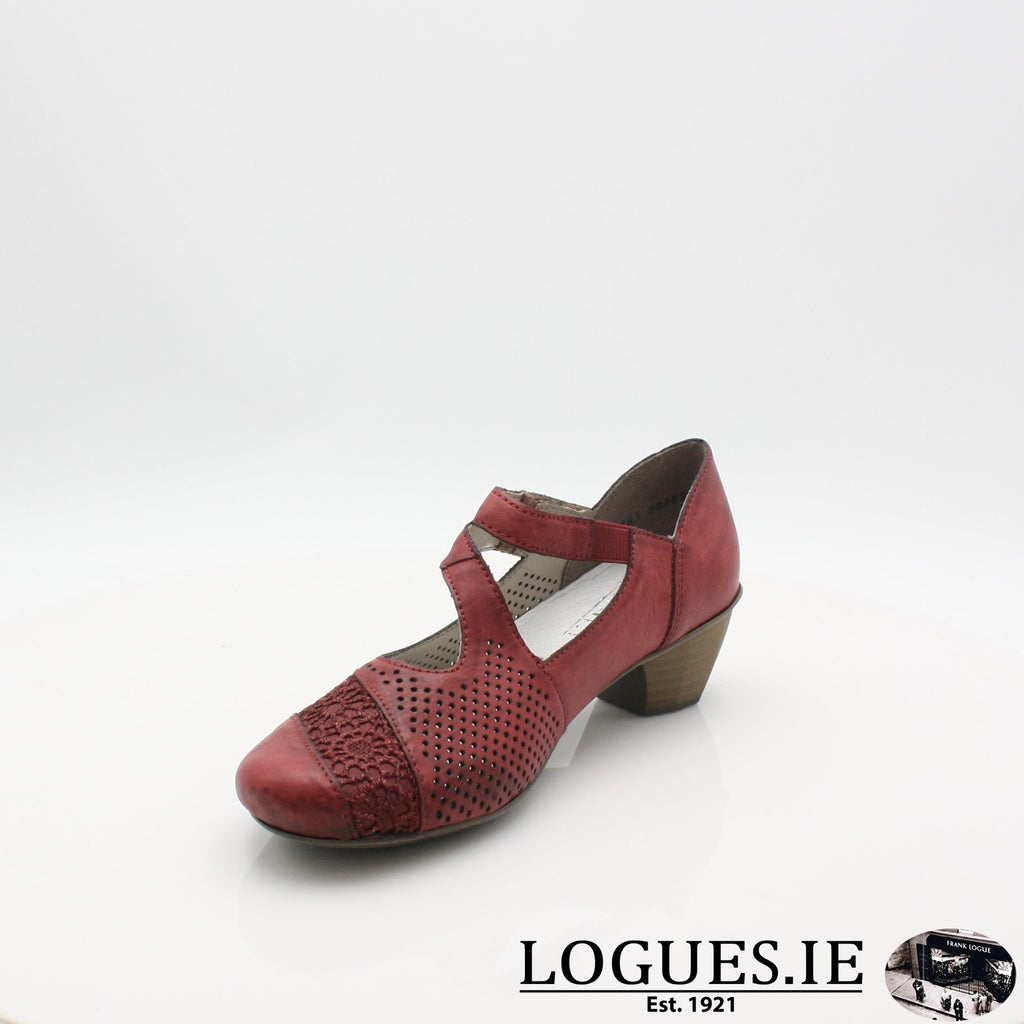 41743 RIEKER 20, Ladies, RIEKIER SHOES, Logues Shoes - Logues Shoes.ie Since 1921, Galway City, Ireland.