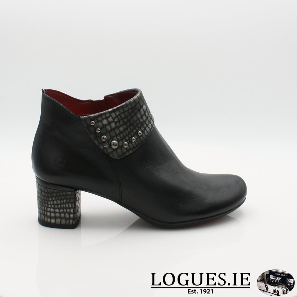 4256 LC JOSE SANEZ 19LadiesLogues ShoesNEGRO / 4 UK -37 EU - 6 US