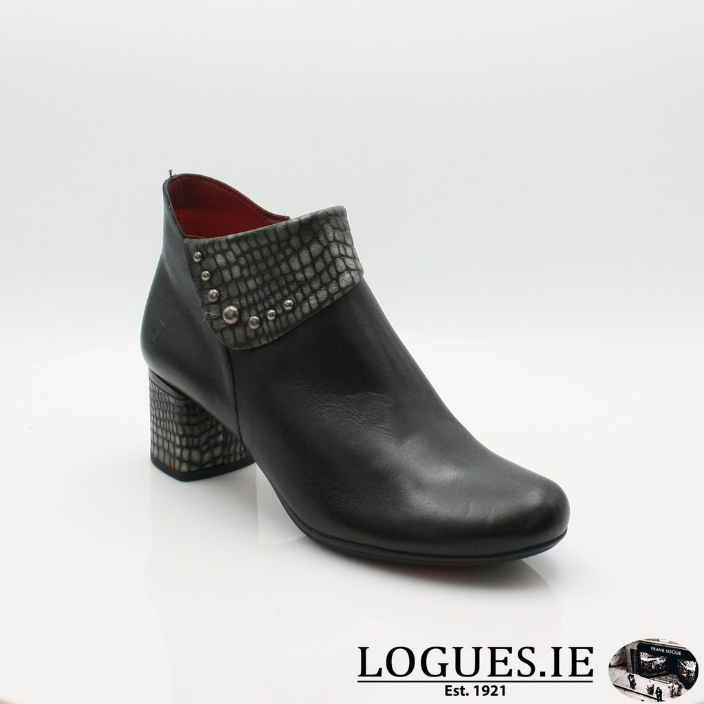 4256 LC JOSE SANEZ 19LadiesLogues ShoesNEGRO / 5 UK- 38 EU- 7 US