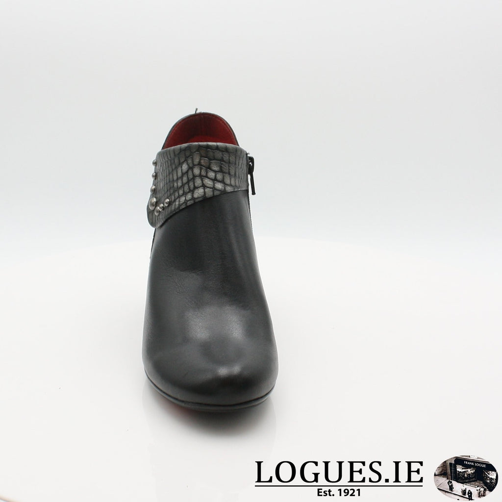 4256 LC JOSE SANEZ 19LadiesLogues ShoesNEGRO / 6 UK- 39 EU - 8 US