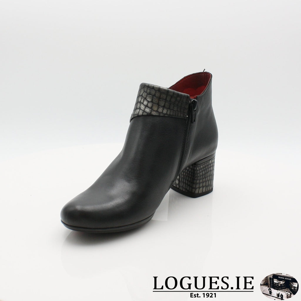 4256 LC JOSE SANEZ 19LadiesLogues ShoesNEGRO / 6.5 UK - 40 EU -8.5 US