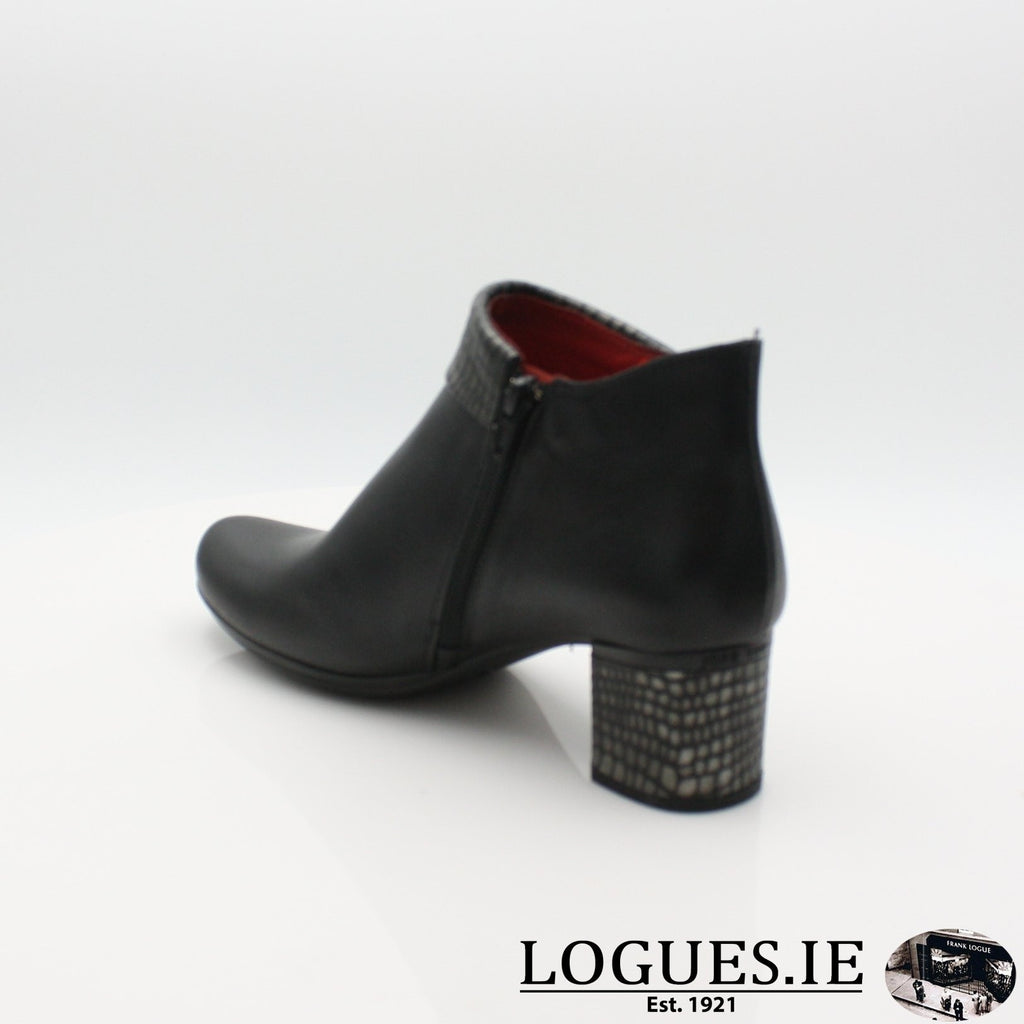 4256 LC JOSE SANEZ 19LadiesLogues ShoesNEGRO / 8 UK - 42 EU -10 US