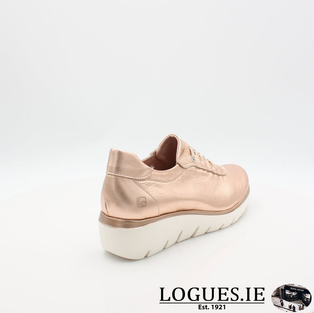 4300 JOSE SAENZ S19LadiesLogues ShoesNUDE METAL / 7.5 UK 41.5 EU - 9.5 US