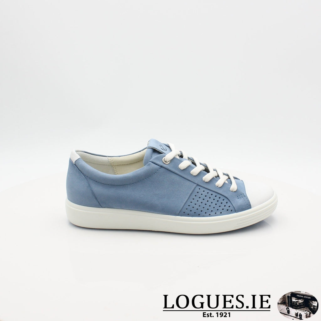430783 ECCO 19 SOFT 7, Ladies, ECCO SHOES, Logues Shoes - Logues Shoes.ie Since 1921, Galway City, Ireland.
