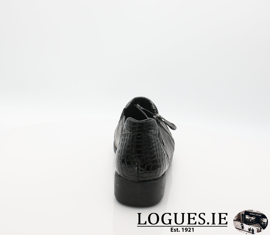 RKR 44094LadiesLogues Shoesnero/schwa 00 / 41
