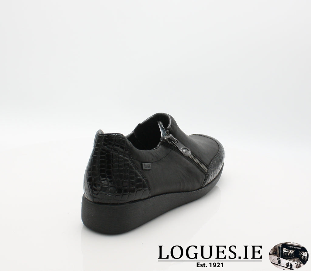 44094 RIEKER, Ladies, RIEKIER SHOES, Logues Shoes - Logues Shoes.ie Since 1921, Galway City, Ireland.