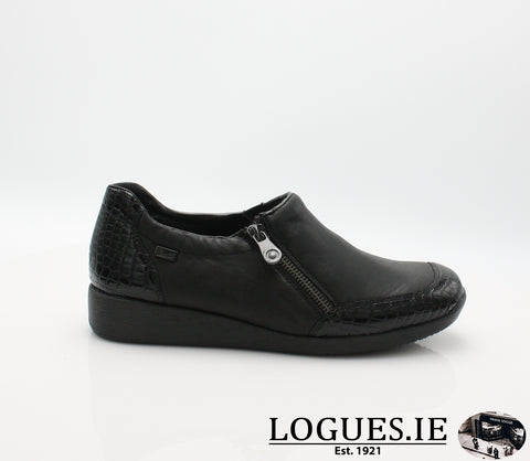 RKR 44094LadiesLogues Shoesnero/schwa 00 / 36