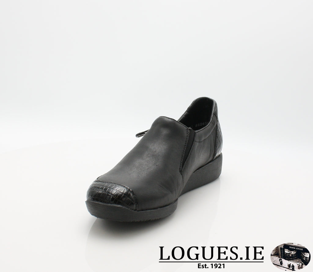 RKR 44094LadiesLogues Shoesnero/schwa 00 / 38