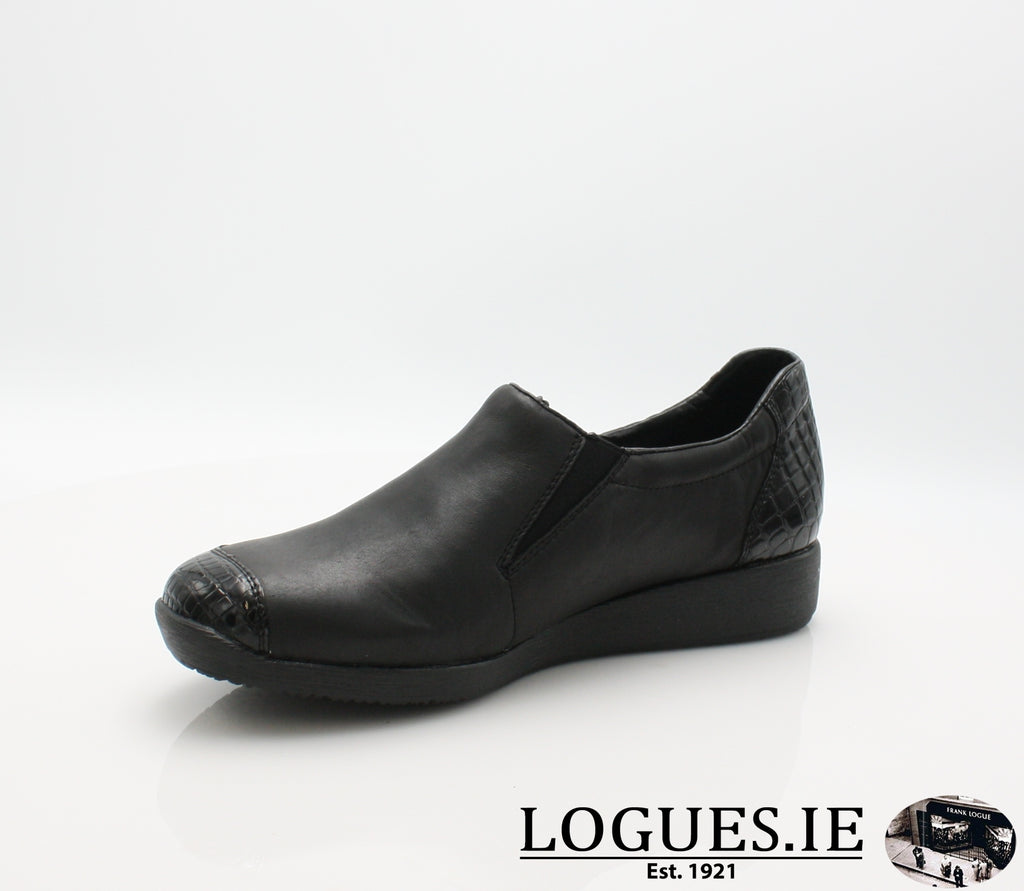RKR 44094LadiesLogues Shoesnero/schwa 00 / 39