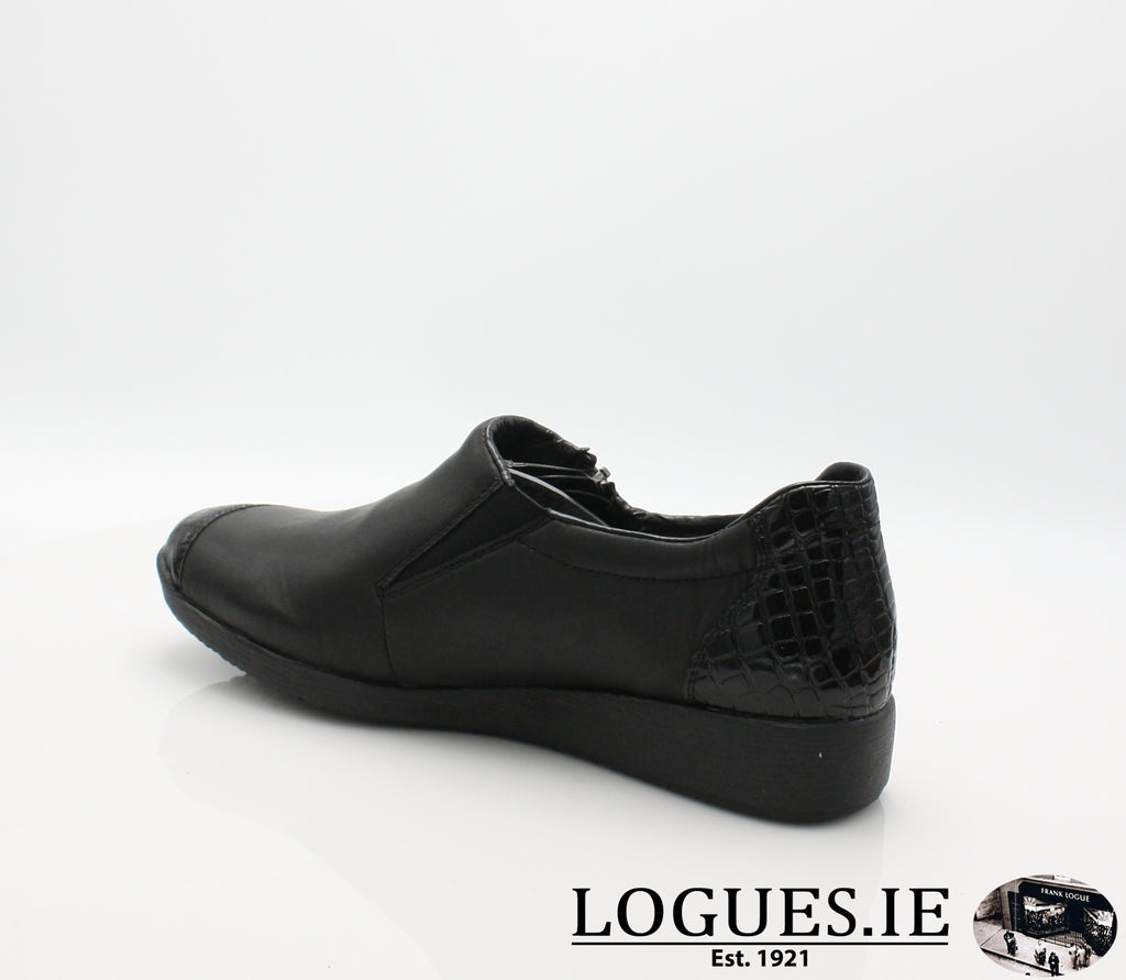 RKR 44094LadiesLogues Shoesnero/schwa 00 / 40
