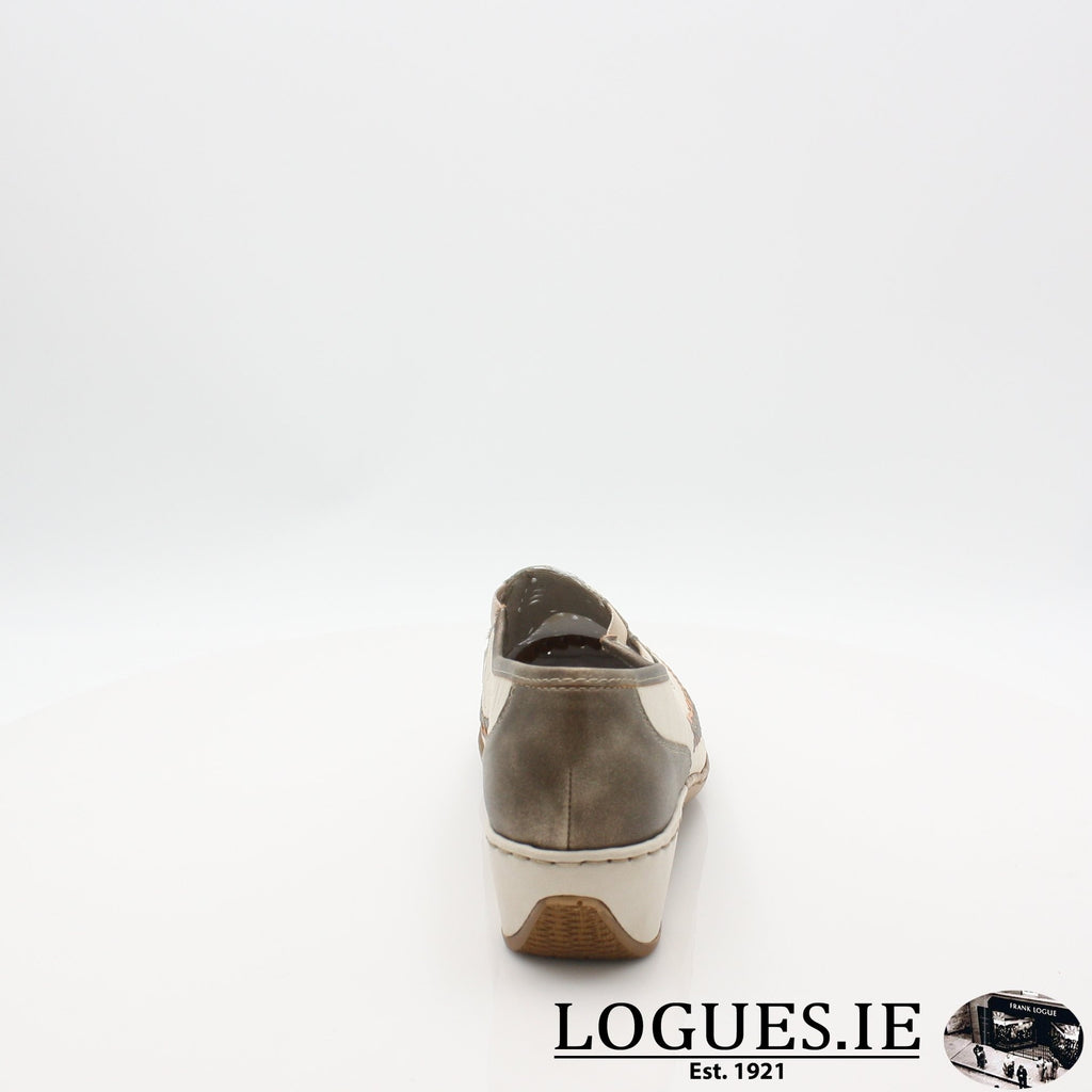 47196  RIEKER 19LadiesLogues Shoes