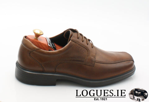 50104 Ecco shoesMensLogues Shoes01482 Cocoa Brown / 50