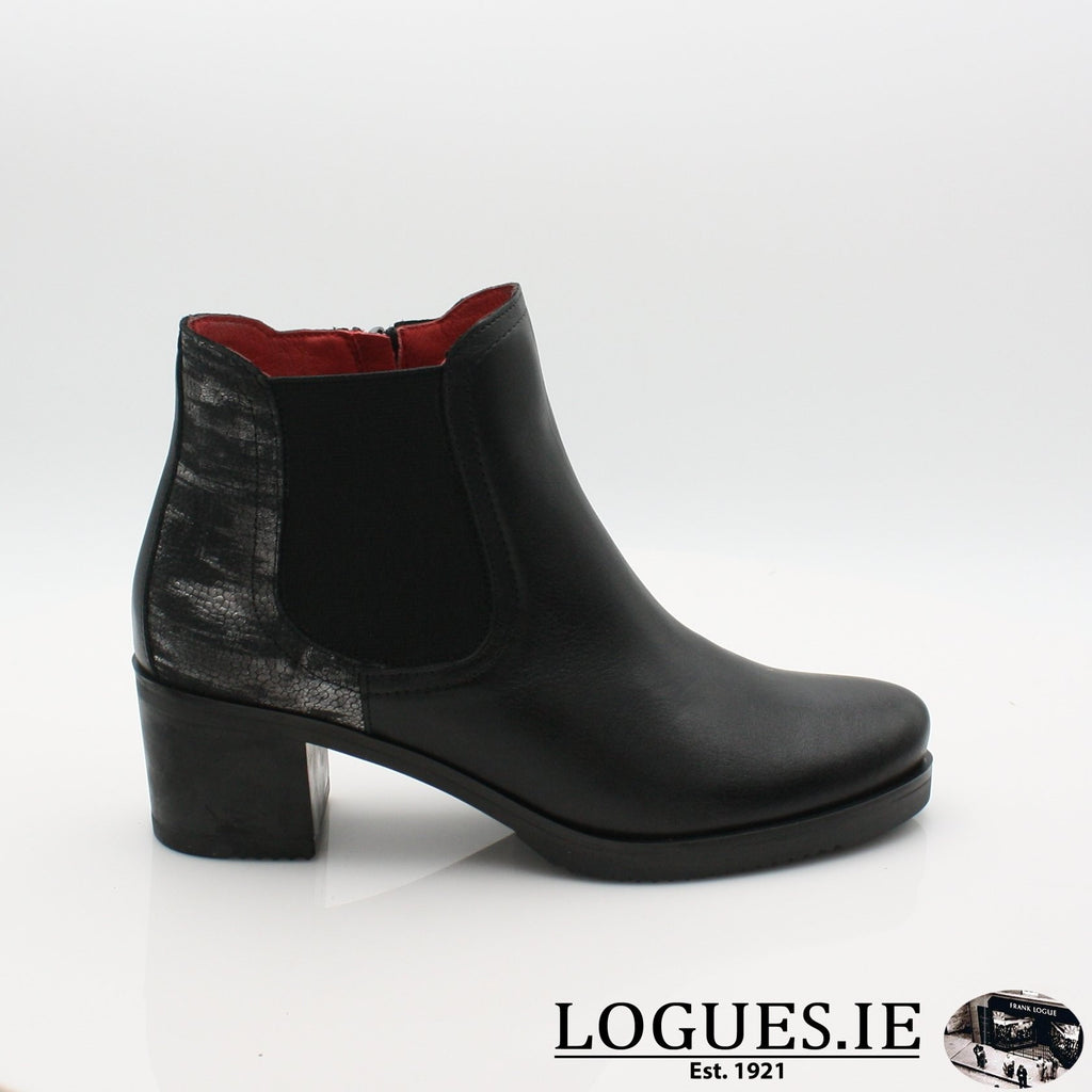 5132 JOSE SANEZ  19BOOTSLogues ShoesNEGRO / 4 UK -37 EU - 6 US