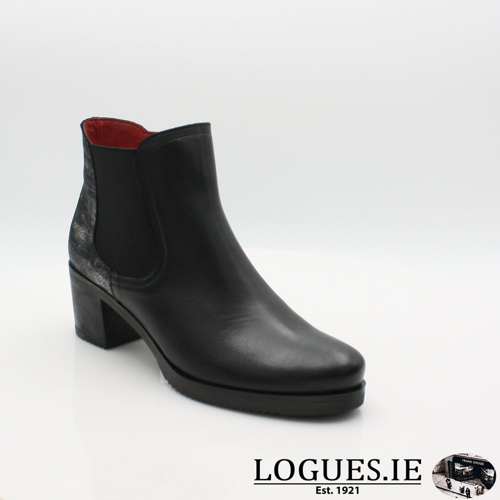 5132 JOSE SANEZ  19BOOTSLogues ShoesNEGRO / 5 UK- 38 EU- 7 US