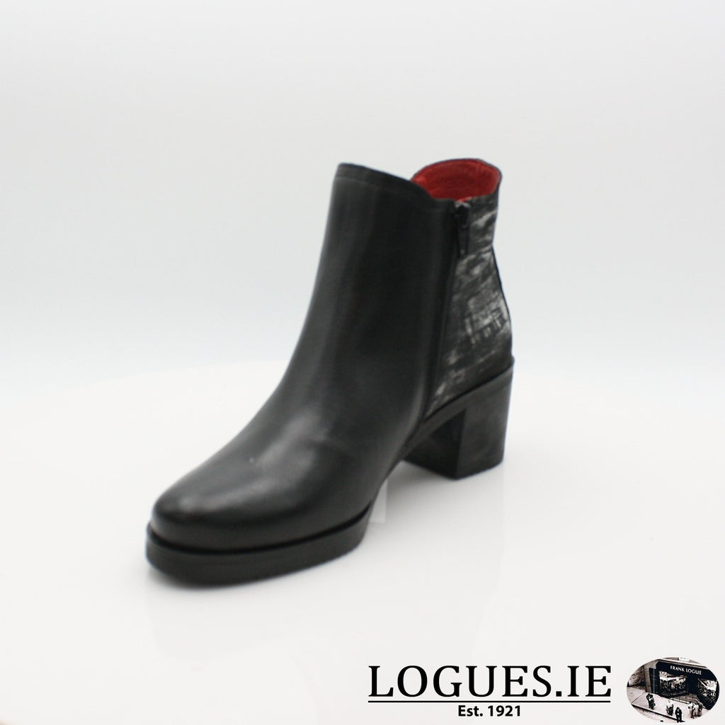 5132 JOSE SANEZ  19BOOTSLogues ShoesNEGRO / 6.5 UK - 40 EU -8.5 US