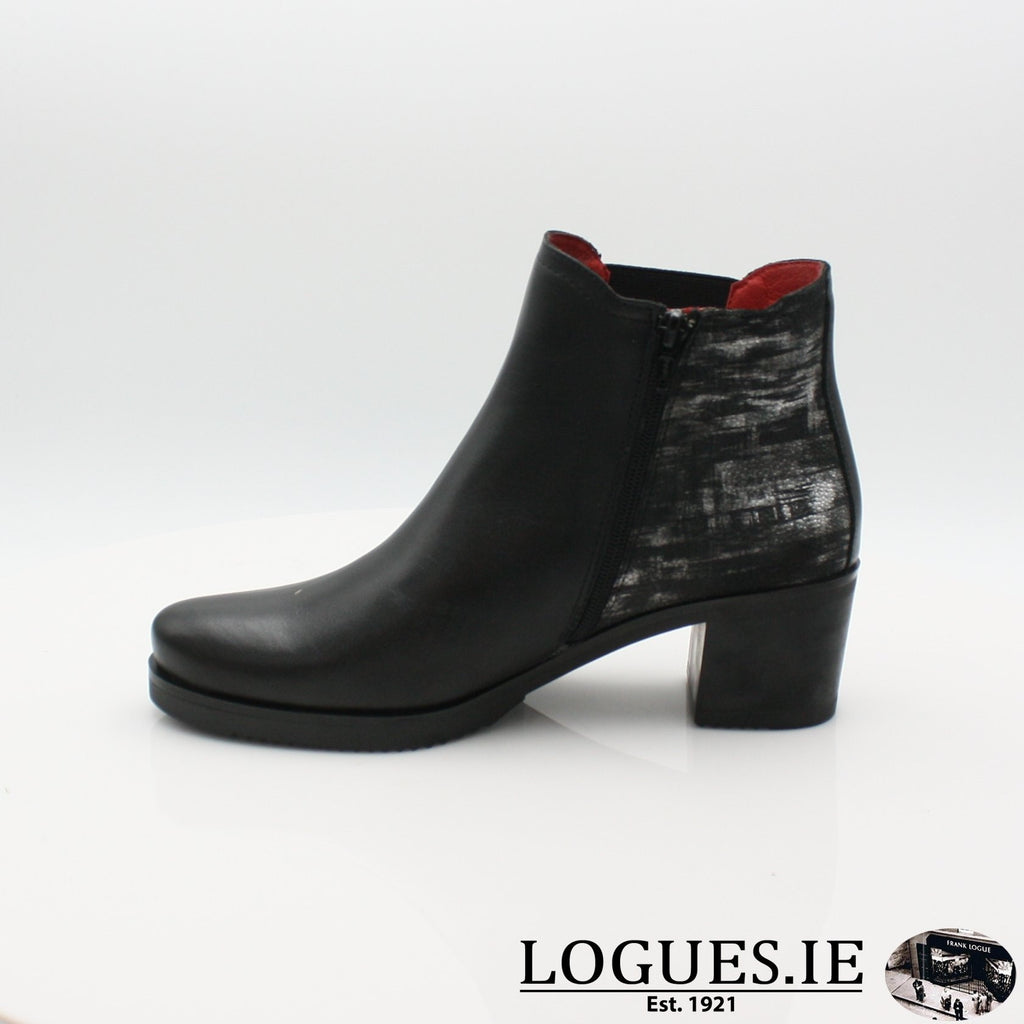 5132 JOSE SANEZ  19BOOTSLogues ShoesNEGRO / 7 UK- 41 EU - 9 US