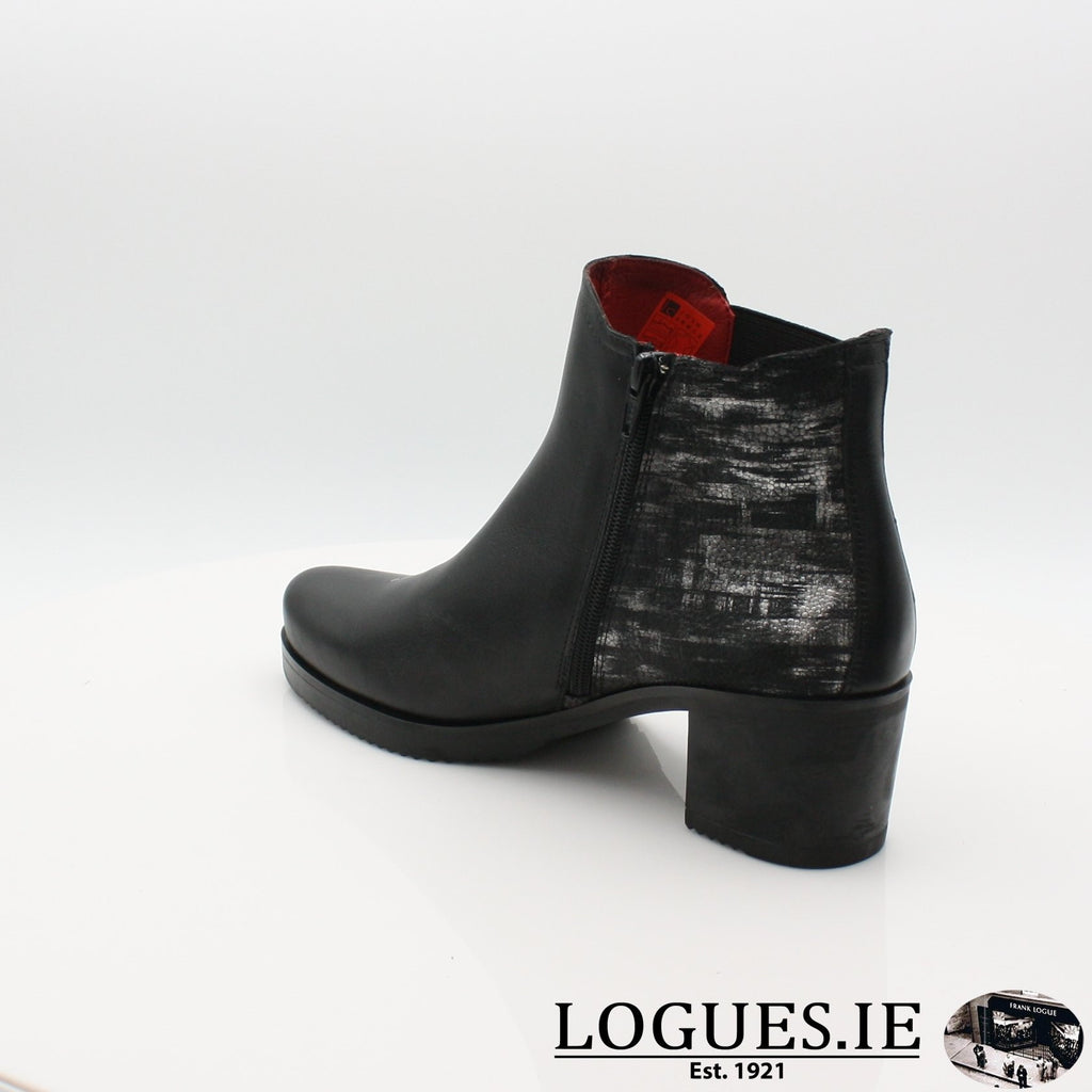 5132 JOSE SANEZ  19BOOTSLogues ShoesNEGRO / 8 UK - 42 EU -10 US
