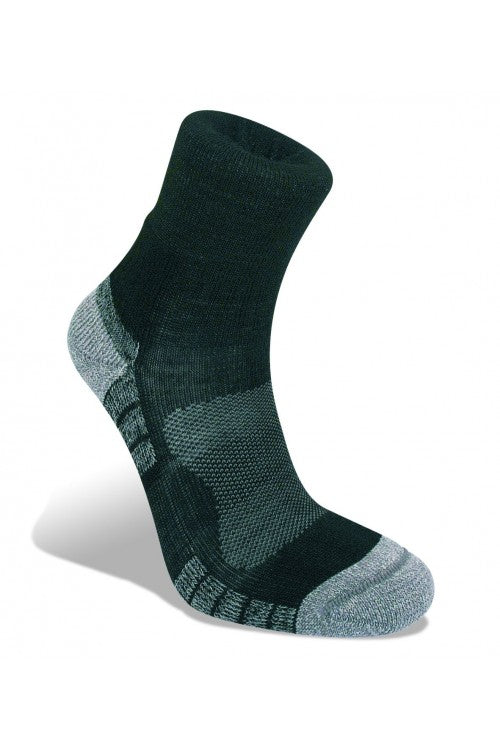 WOOL FUSION TRAIL ULTRA LIGHT-Socks-jack murphy outdoor ltd-shade black-small-Logues Shoes