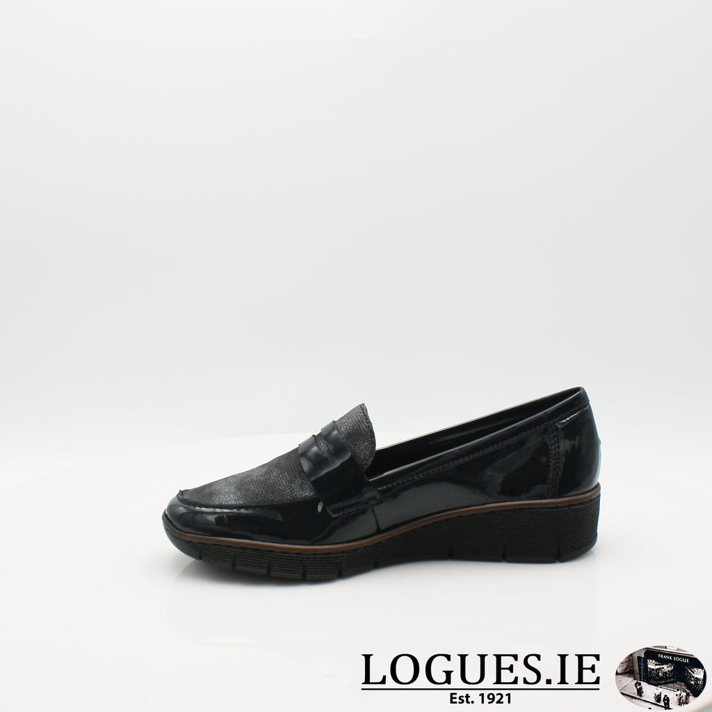 53732 RIEKIER 19, Ladies, RIEKIER SHOES, Logues Shoes - Logues Shoes.ie Since 1921, Galway City, Ireland.