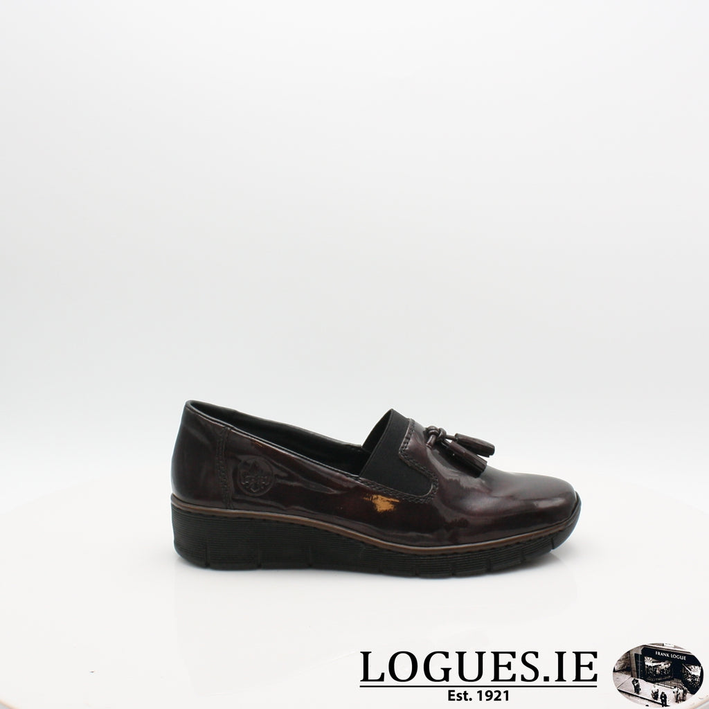 53751 RIEKER 19, Ladies, RIEKIER SHOES, Logues Shoes - Logues Shoes.ie Since 1921, Galway City, Ireland.
