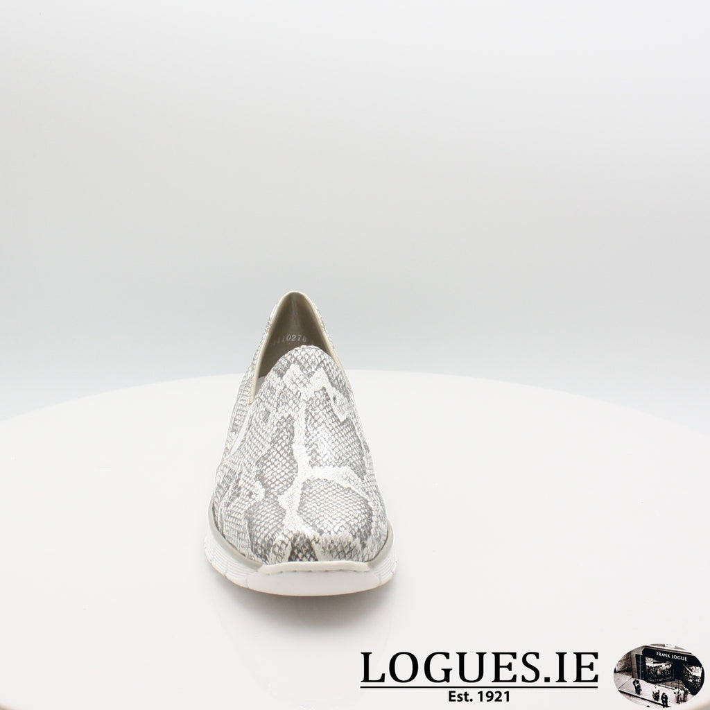 53766 Rieker 20, Ladies, RIEKIER SHOES, Logues Shoes - Logues Shoes.ie Since 1921, Galway City, Ireland.