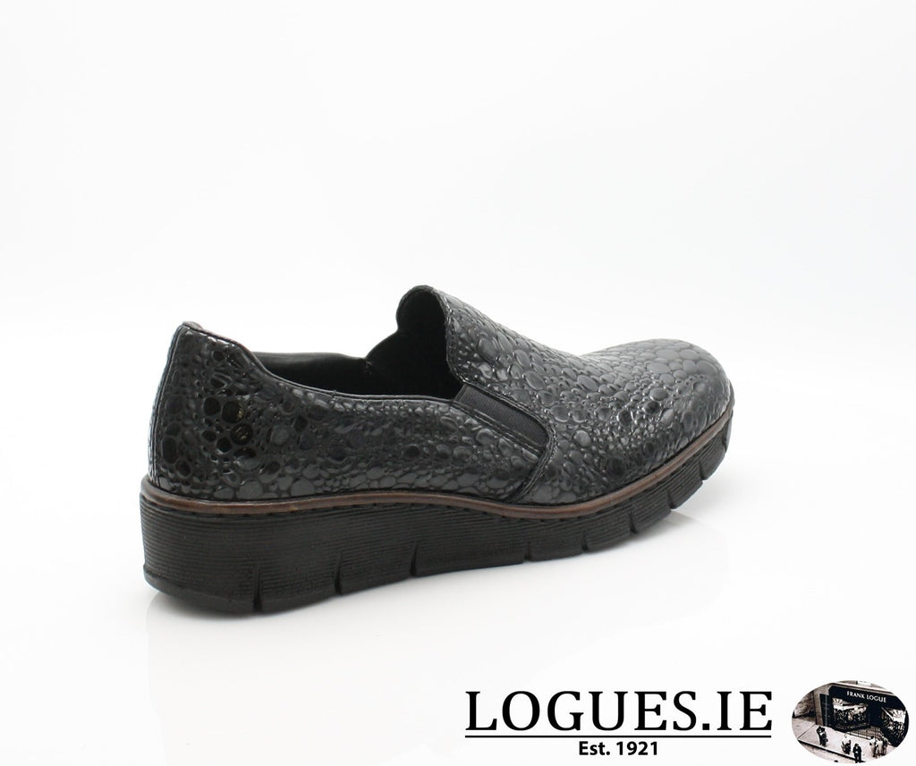 53766  RIEKER 19, Ladies, RIEKIER SHOES, Logues Shoes - Logues Shoes.ie Since 1921, Galway City, Ireland.