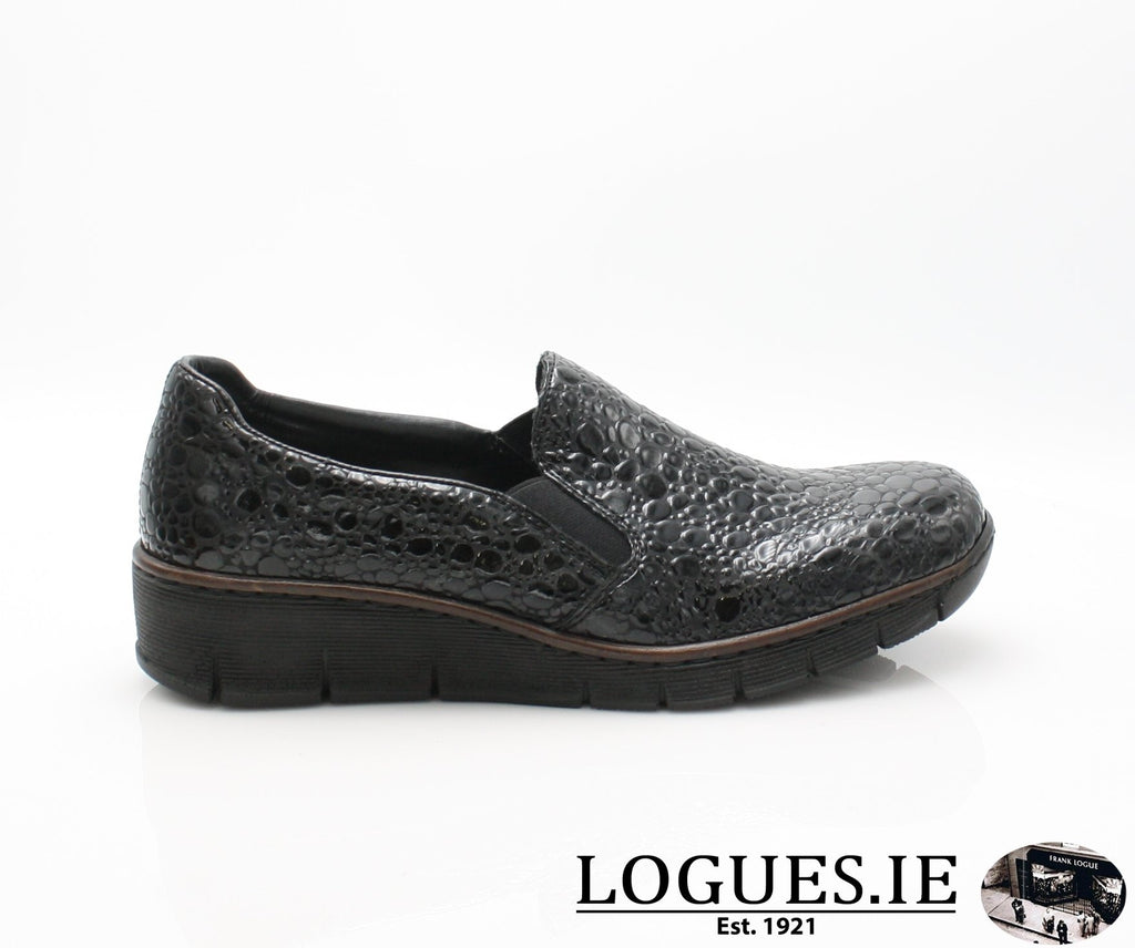 RKR 53766LadiesLogues Shoesgranit 45 / 36