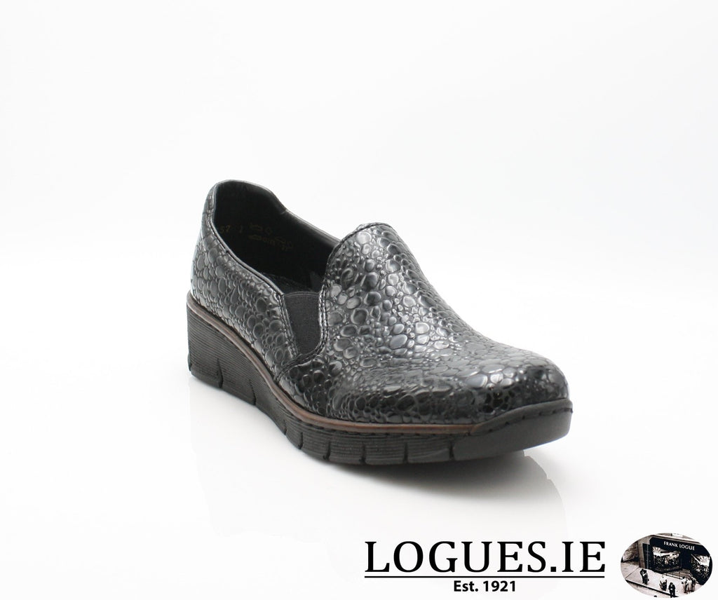 RKR 53766LadiesLogues Shoesgranit 45 / 37