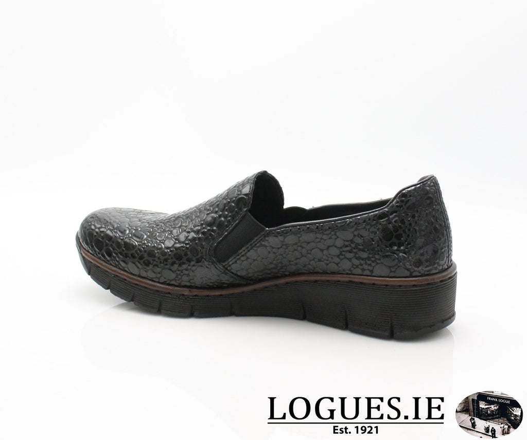 RKR 53766LadiesLogues Shoesgranit 45 / 40