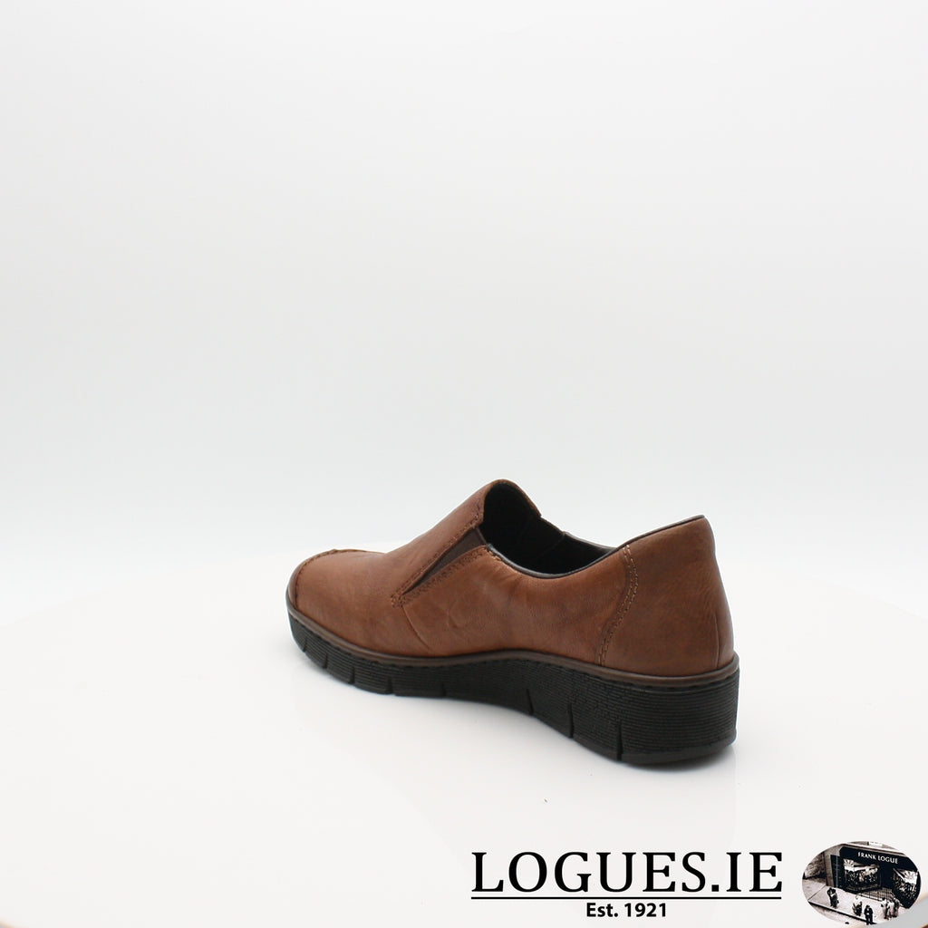 53783 RIEKER 19, Ladies, RIEKIER SHOES, Logues Shoes - Logues Shoes.ie Since 1921, Galway City, Ireland.