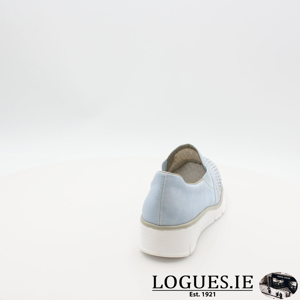 537A6  RIEKER 19, Ladies, RIEKIER SHOES, Logues Shoes - Logues Shoes.ie Since 1921, Galway City, Ireland.