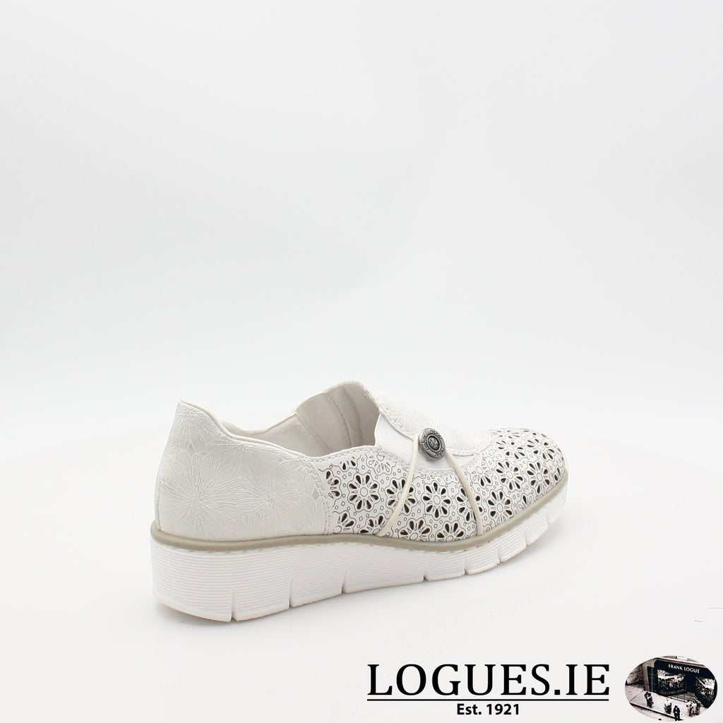 537N8 RIEKER 20, Ladies, RIEKIER SHOES, Logues Shoes - Logues Shoes.ie Since 1921, Galway City, Ireland.