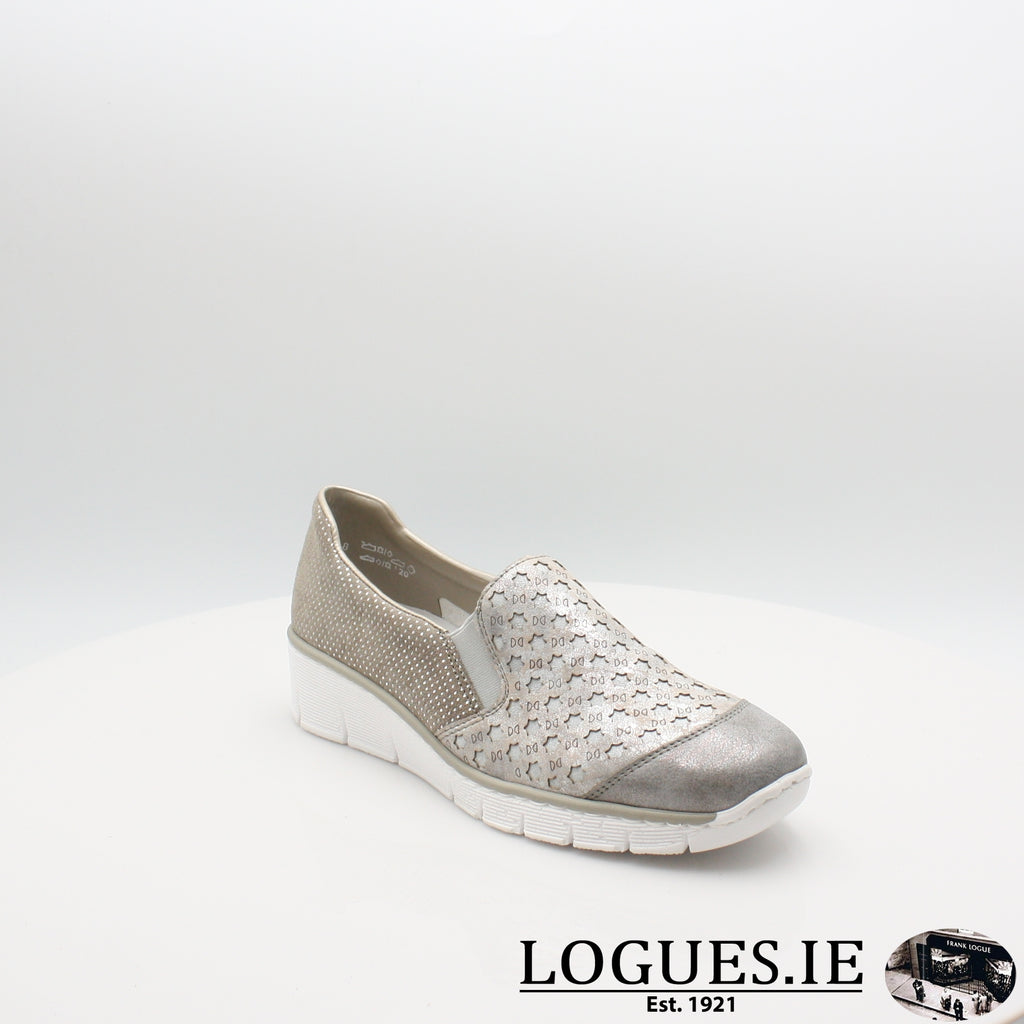 537W4 RIEKER 19, Ladies, RIEKIER SHOES, Logues Shoes - Logues Shoes.ie Since 1921, Galway City, Ireland.