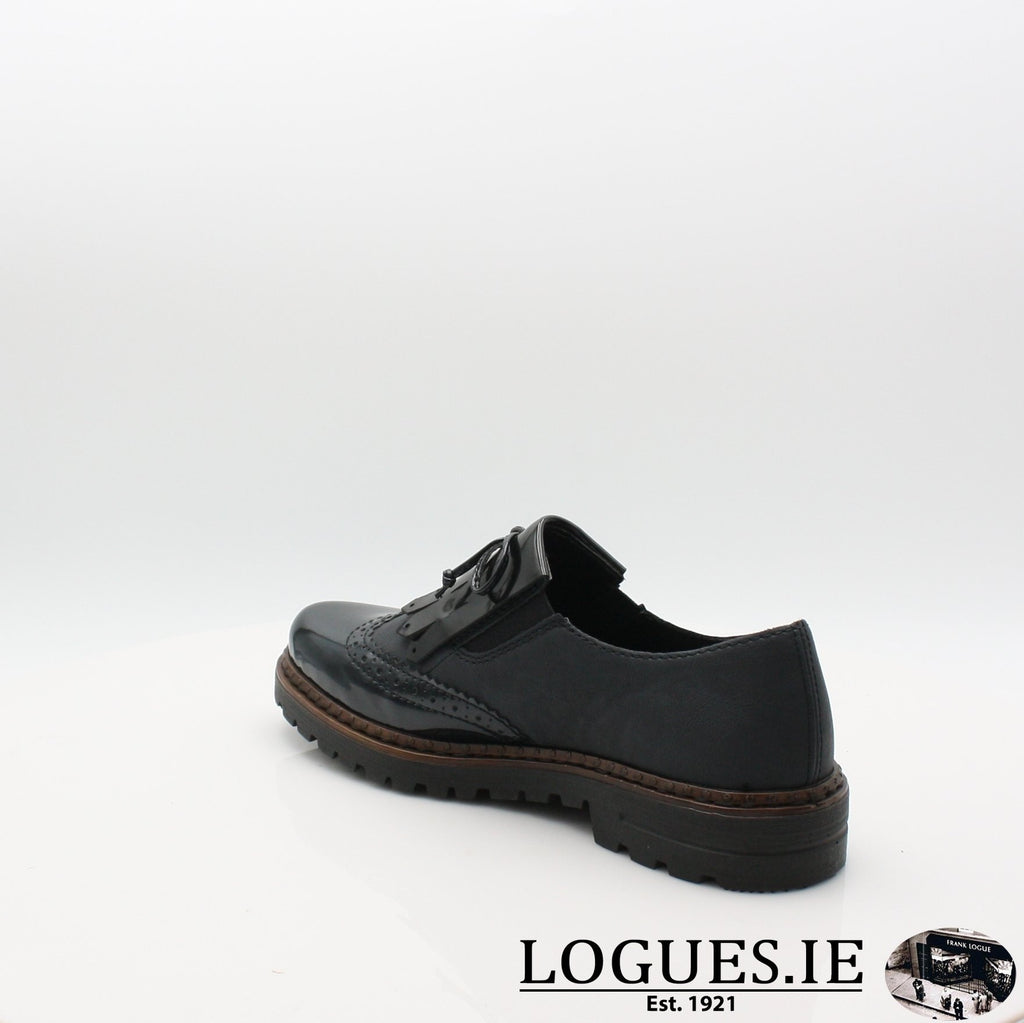 54872 RIEKER 19, Ladies, RIEKIER SHOES, Logues Shoes - Logues Shoes.ie Since 1921, Galway City, Ireland.