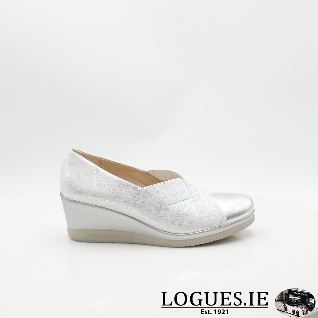 5522 PITILLOS S19LadiesLogues ShoesPLATA / 3.5 UK 36.5 EU - 5.5 US