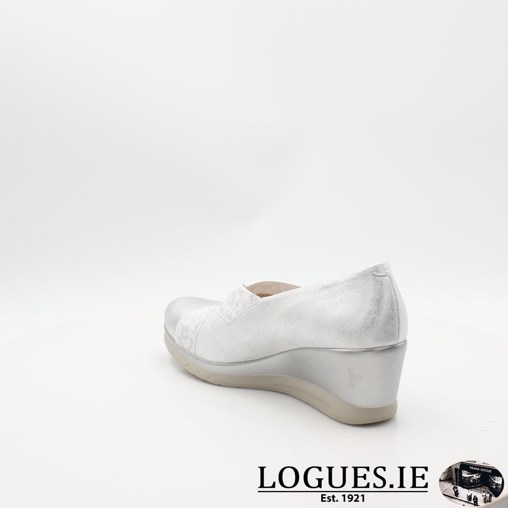 5522 PITILLOS S19LadiesLogues ShoesPLATA / 6 UK- 39 EU - 8 US