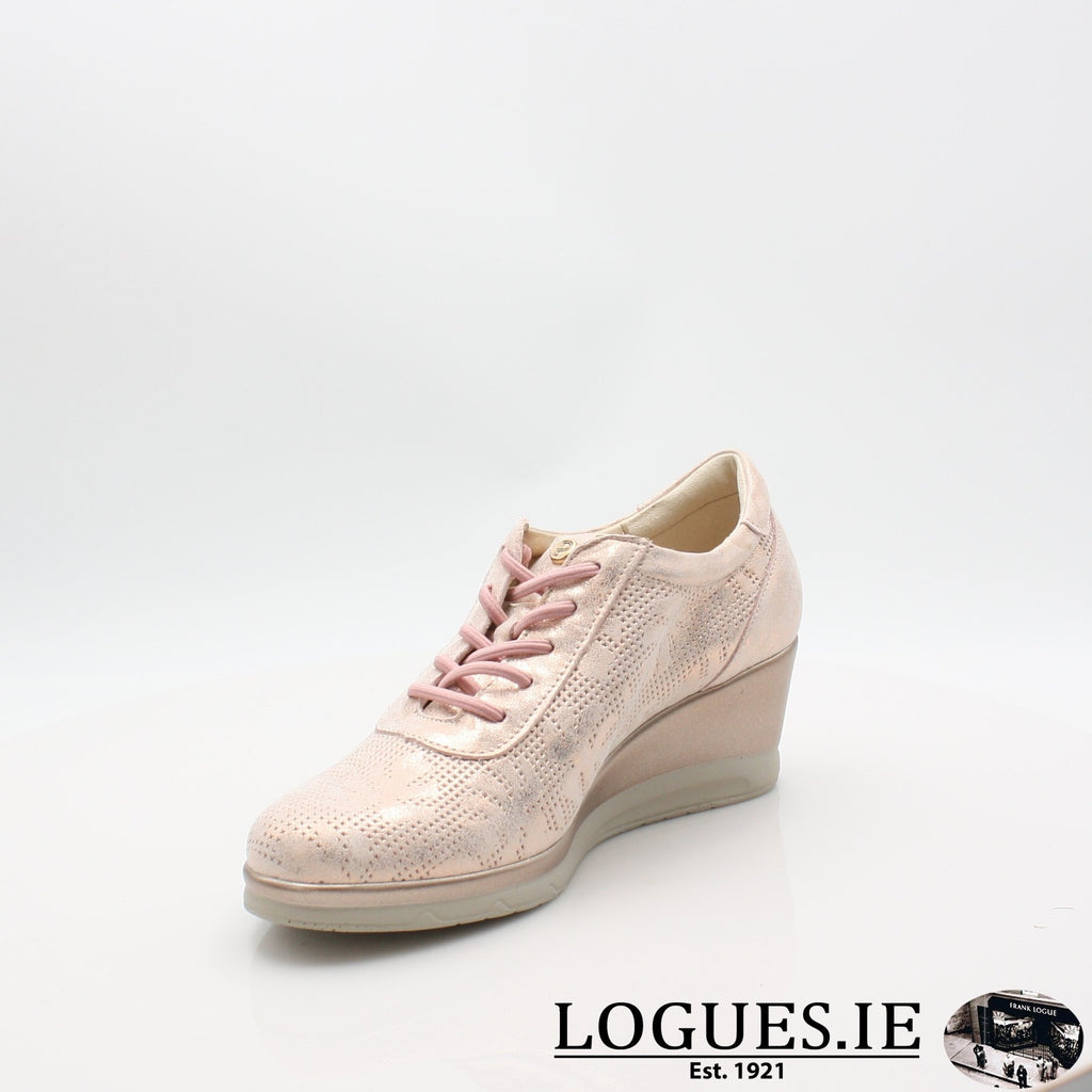 5525 PITILLOS S19LadiesLogues ShoesNUDE / 5 UK- 38 EU- 7 US